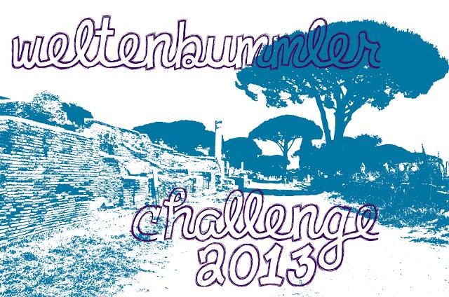 Weltenbummler-Challenge-2013