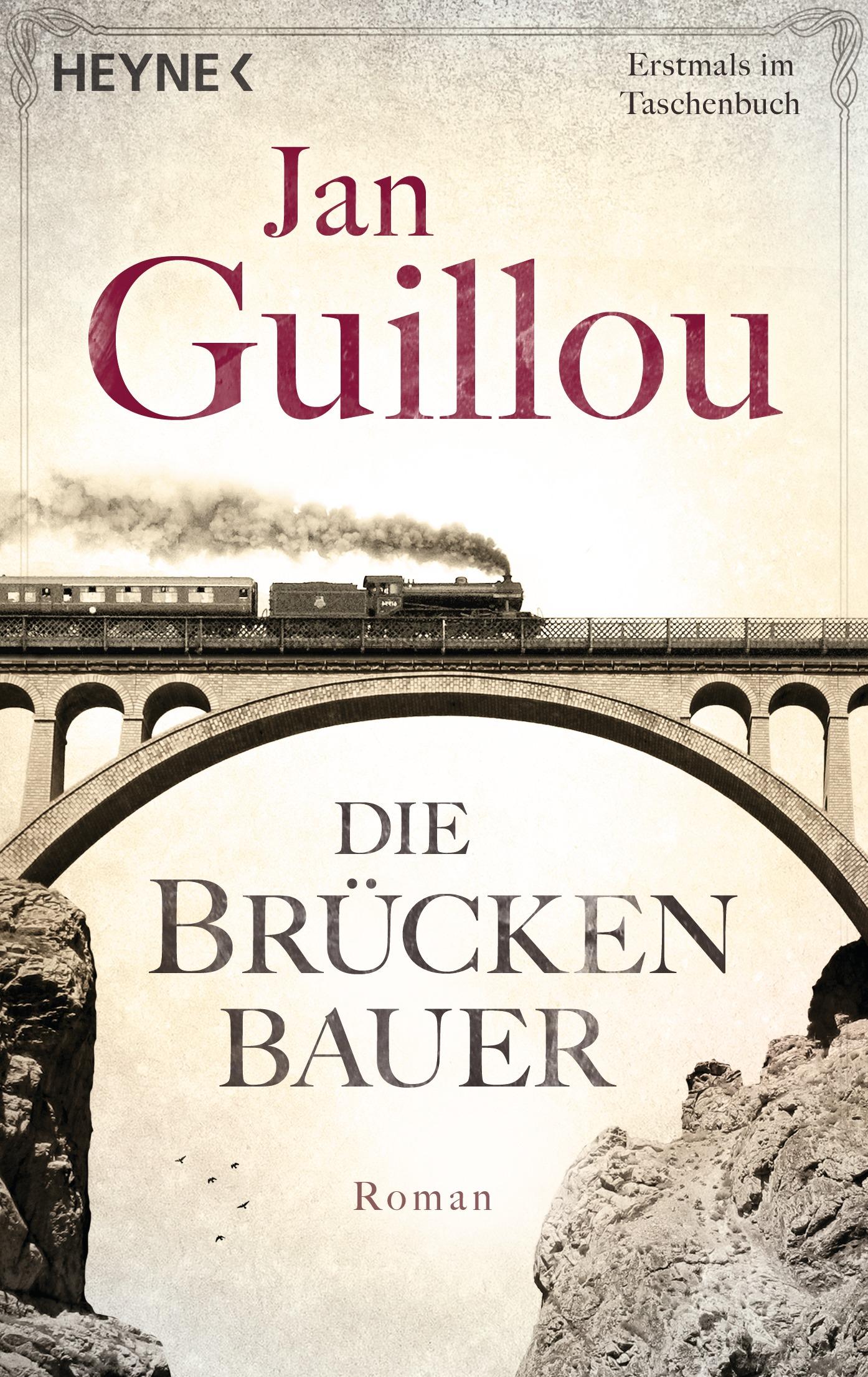 Die Brueckenbauer von Jan Guillou