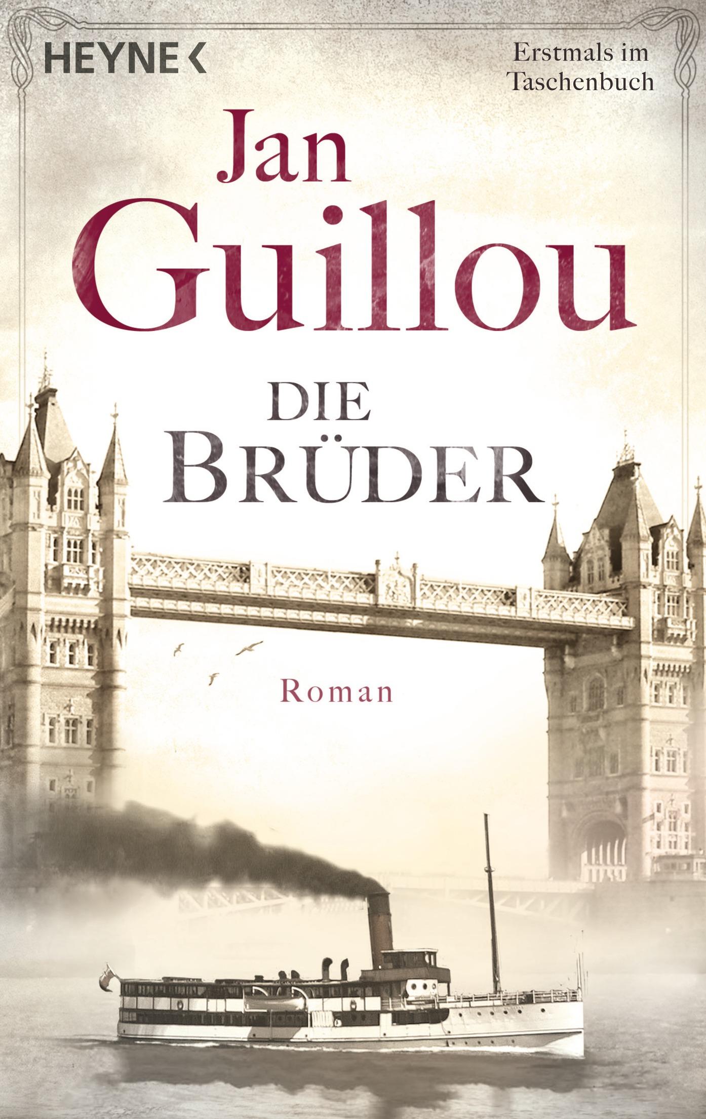 Die Brueder von Jan Guillou
