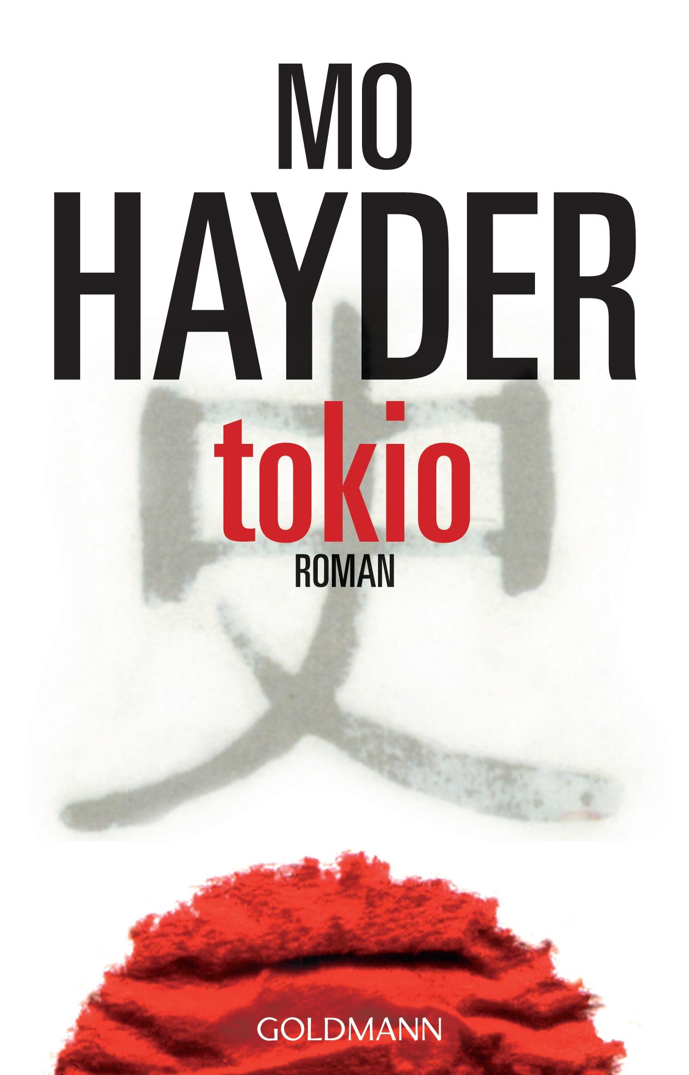 Tokio von Mo Hayder