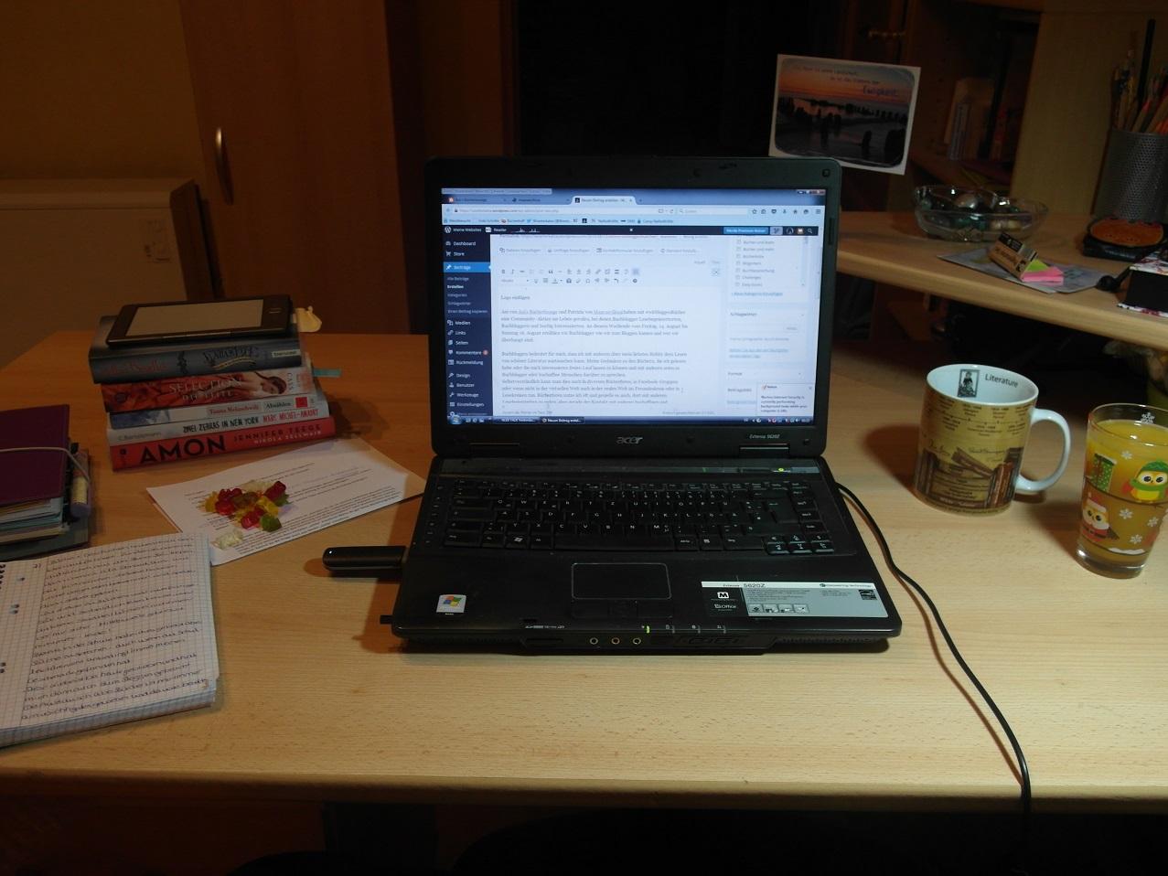 Blogger_Arbeitsplatz