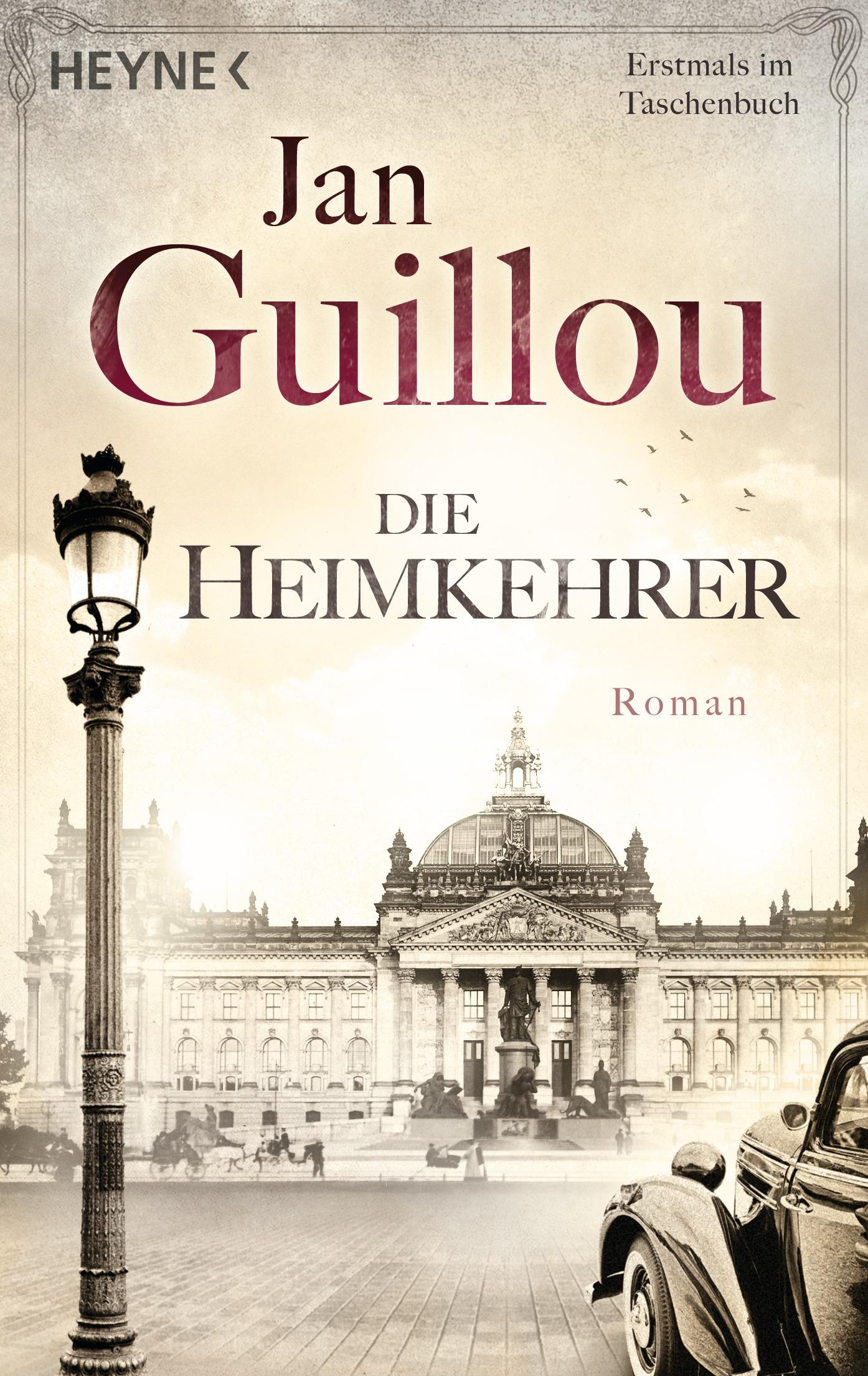 Die Heimkehrer von Jan Guillou