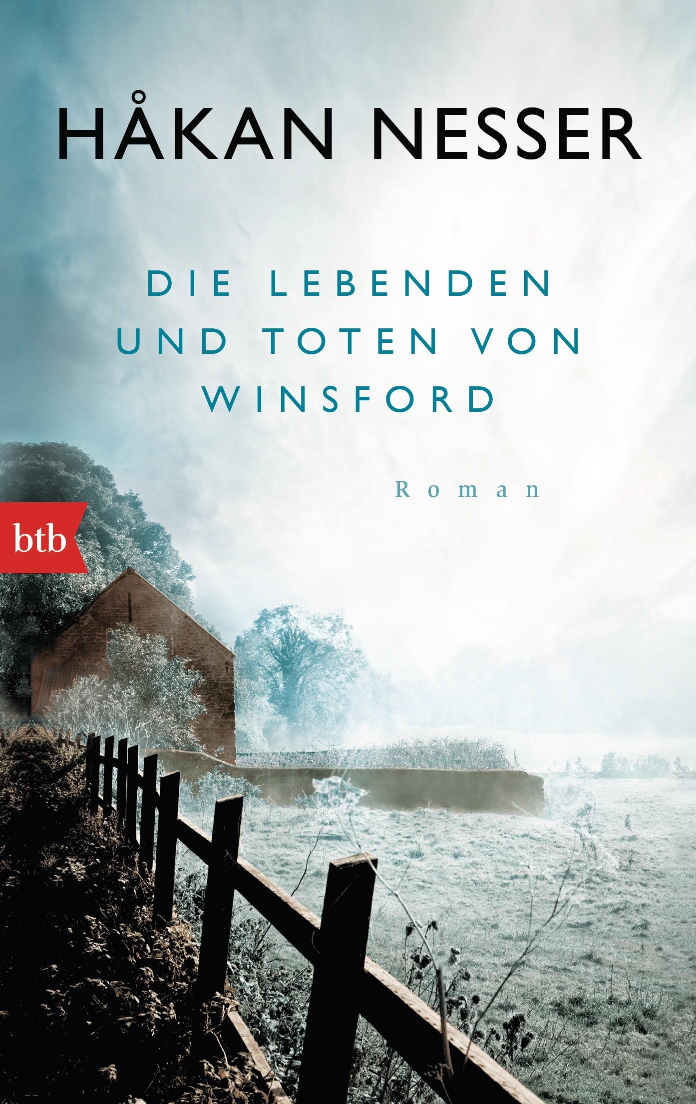 Die Lebenden und Toten von Winsford von Hakan Nesser