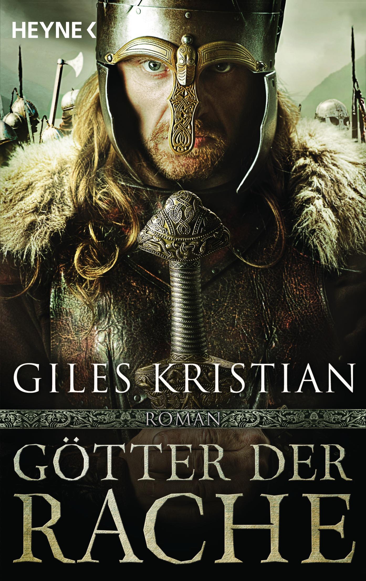 Goetter der Rache von Giles Kristian