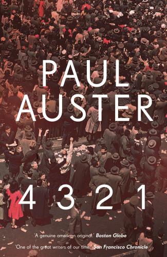 4321 von Paul Auster