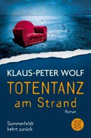 Totentanz am Strand von Klaus-Peter Wolf