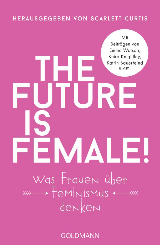 Scarlett Curtis - The future is female