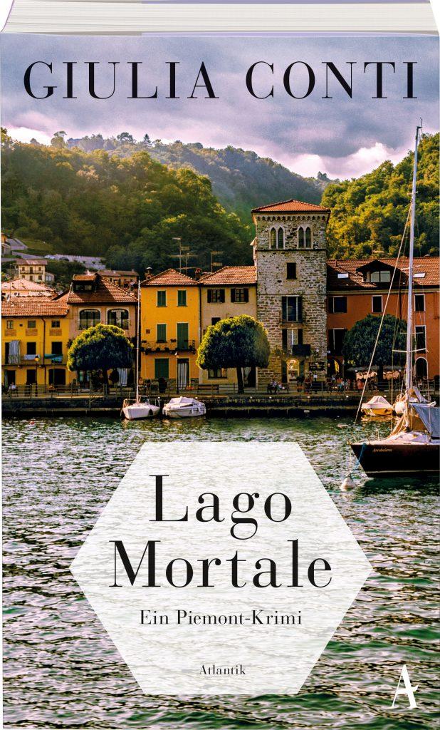 Giulia Conti - Lago Mortale